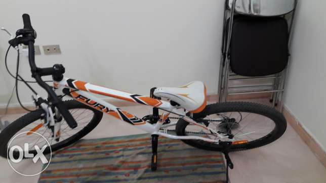 Bike for sale 400 ryals