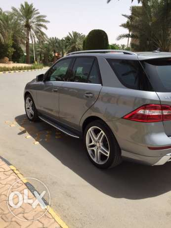 Mercedes ML 500 full specs 2014 impeccable condition active warranty الرياض -  5