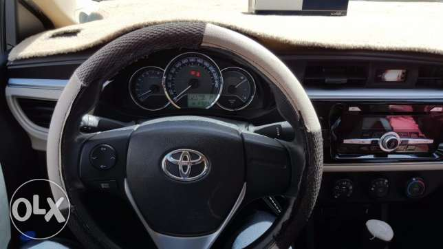 Toyota corolla 2015 model. In very good condition.well maintained. الجبيل -  4