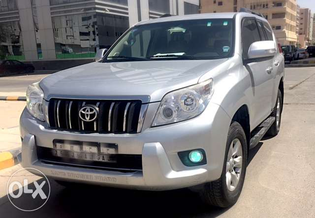 Toyota Landcrusier PRADO ( Less ODO Run) New Condition