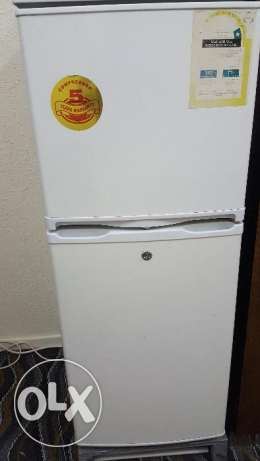 Double Door Fridge In good Condition.