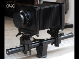 Sinar F2 4x5 View Camera Complete Kit For Sale