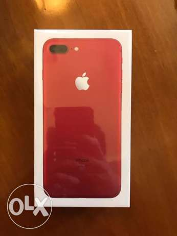 Apple iPhone 7 Plus (PRODUCT) RED Special Edition 256GB Unlocked *