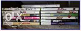 13 Xbox 360 Games, All original