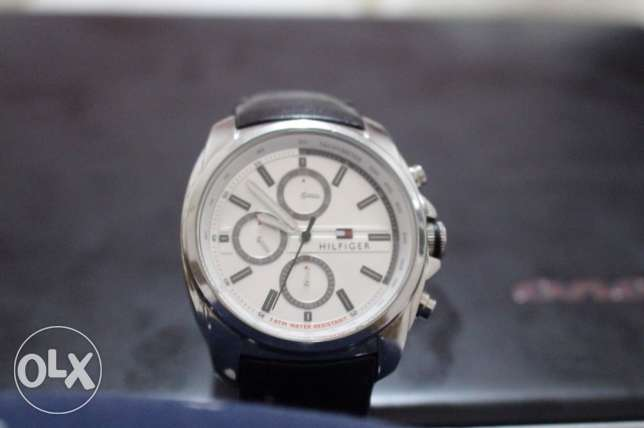 Excellent condition Tommy Hilfiger watch