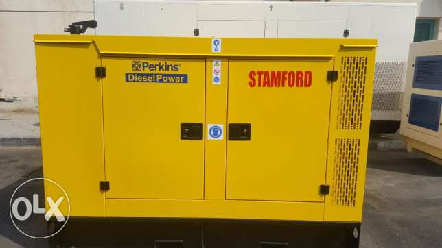Diesel Generators Brand new with Warranty