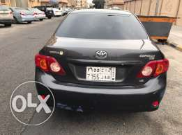 Toyota Corolla 2010 Manual For Sale One Handed USED