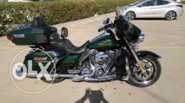 2015 Harley Davidson Ultra Limited Lo 2400KMs