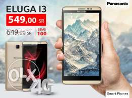 Panasonic eluga I3 new phone