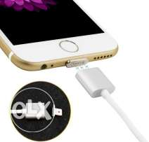 Magnetic charger cable for iphone 5,6 and 7 series