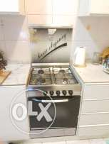 Glem Branded Stove with Grill