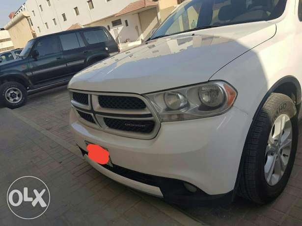 Dodge Durango 2012 4WD 3.6L Clean