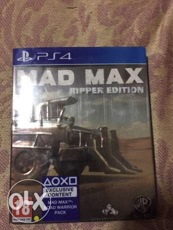 mad max steelbook for trade with any other steelbook الرياض -  1