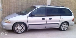 Ford Widstar 2003 Model, 7 seater Family car for sale