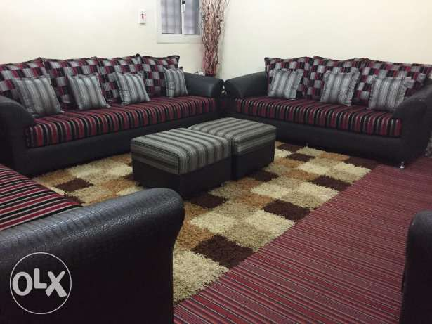 Sofa Set - Very well maintained (4+3+3+3 Seater)