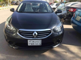 Renault Fluence 2014 Transfer (للتنازل)