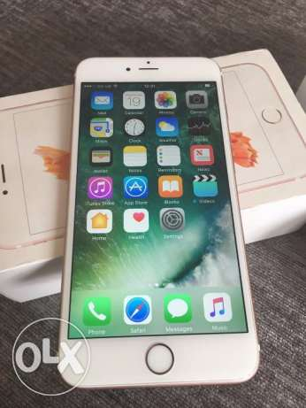 apple iphone6s plus