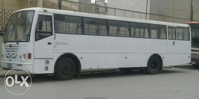 Ashoklilan 2008 model bus