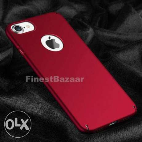 Red Blue iphone 7 plus cover