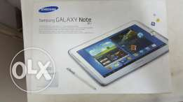 Samsung Galaxy note 10.1 for sale-1000 sar