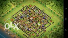clash for sale قريه كلاش للبيع