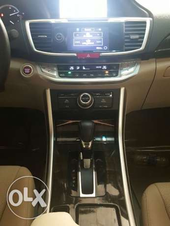 HONDA ACCORD 2016 (05 Years Extended Warranty), v low mileage for sale الرياض -  6