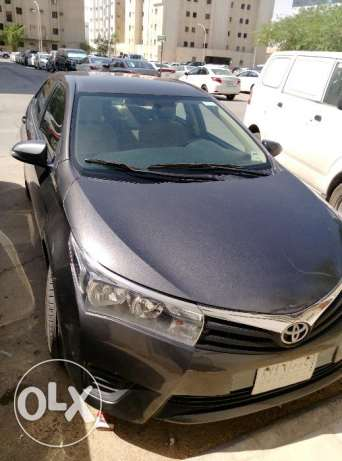 Toyota Corolla 2014 in excellent condition الرياض -  1