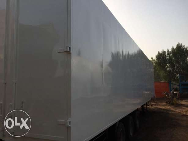 new box trailers fpr sale