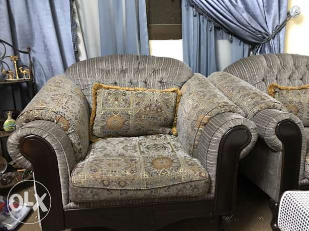 seven setting sofa set الجبيل -  4