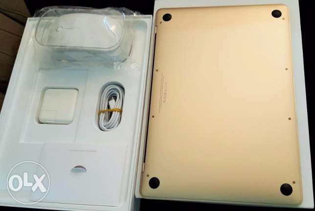 MACBOOK NEW- Intel Core M Processor - Ram 8GB - SSD 256- Ultra Slim الرياض -  7