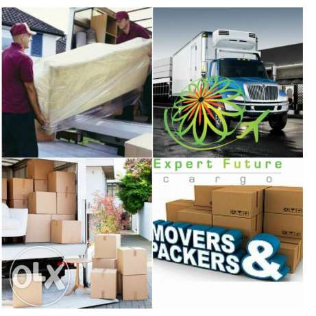 Moving Furniture from Dubai to KSA