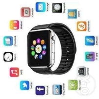 Gsm smart watch . Fm, camera , bluetooth ,sd card support ,