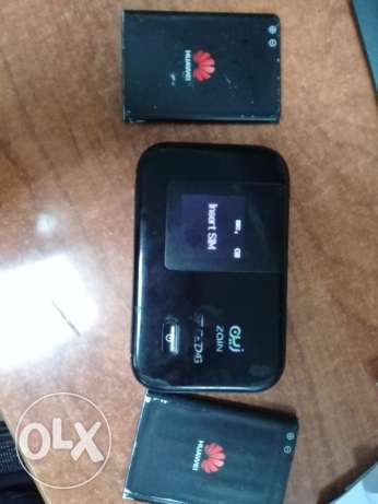 Zain 4G pocket Router
