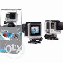 gopro hero 4 silver edition for 850 SAR