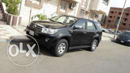 2011 Toyota Fortuner ALJ Maintained One Hand Drive For Sale