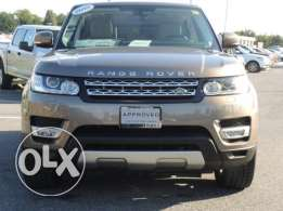2015 Land Rover Range Rover Sport Supercharged HSE