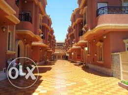 Three Bed Rooms Apartment for Rent in Complex –Al- Hamrah