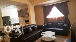 Two bedrooms fully furnished flat for Europeans and Westerns only