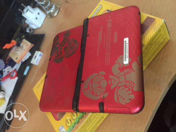 Nintendo 3ds xl (urgent) limited edition
