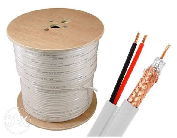 Cable video & power full copper سكاكا -  1