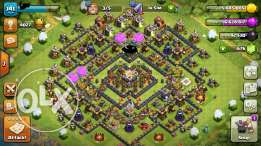 Clash of clan th11