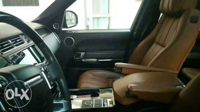 Range Rover Vogue 2015 Full Option الرياض -  5
