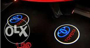 Car Door Projector logo lights (Toyota, Honda,Nissan)With Free Delivry مكة -  2