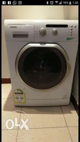 Vestel Washing Machine 7kg