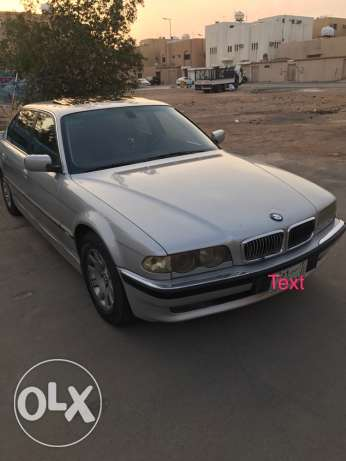 BMW 740 model 2000 for sale