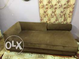 American sofa brunch like bed very good condition washable cover