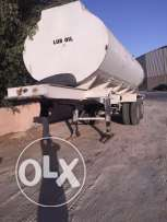 4000gl oil tank for sale with job
