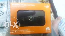 Huawei mobile wifi cute Lte Cat 4-up to 150 Mbph (4g)