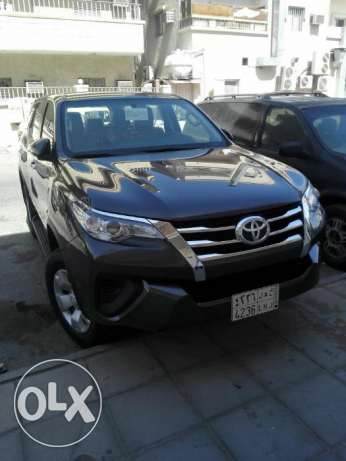 Urgent sale I want to sale my Toyota fortuner 2016 model