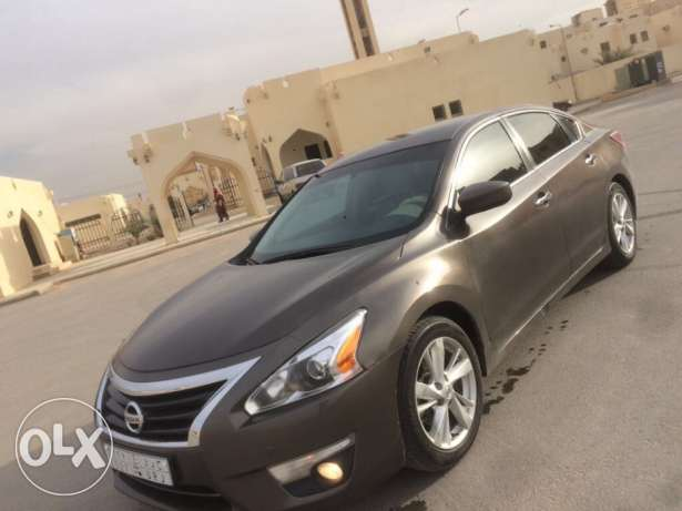 nissan altima 2014 very good